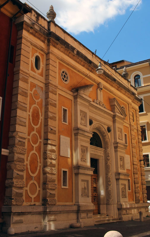 sinagoga verona