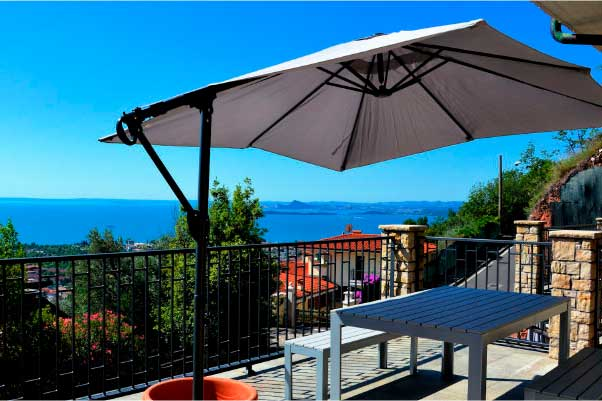 Virgilio. Residence sul lago di Garda.